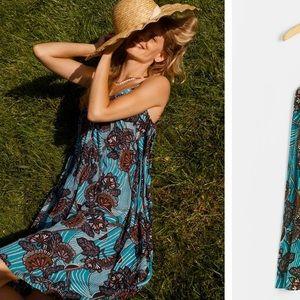 Anthropologie NWT Deja Plisse Tunic Dress Size 1X.